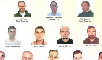 Promoción 2003 de Pilotos de Ultraligeros de la Escuela de Vuelo de Villanueva de Gállego
