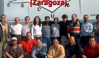 Promoción 2004 de Pilotos de Ultraligeros de la Escuela de Vuelo de Villanueva de Gállego